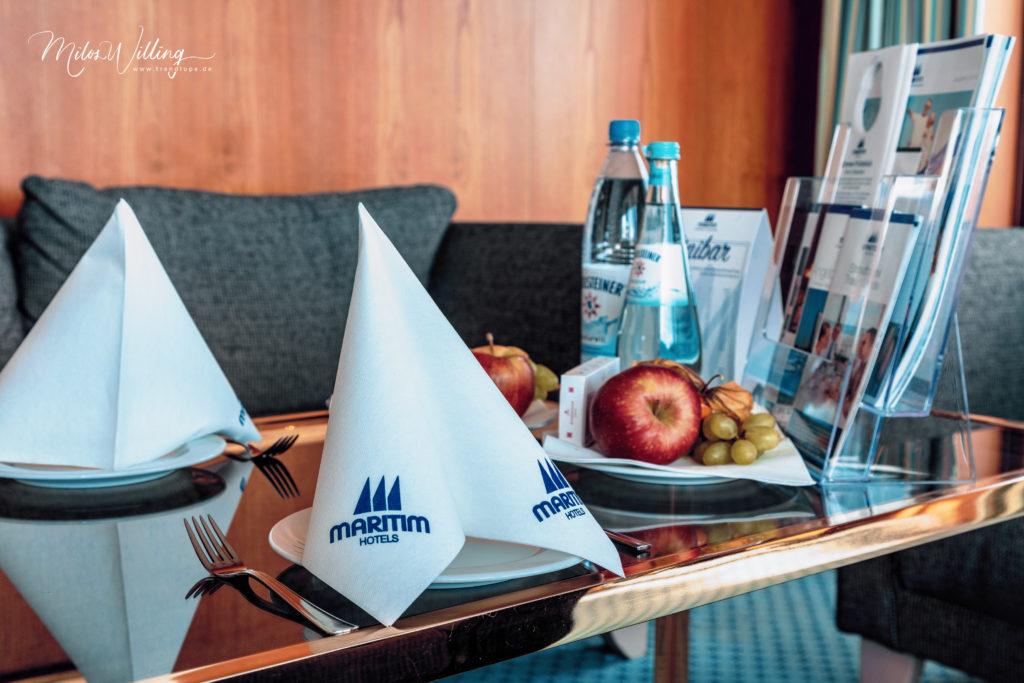 Werbung | Hotel Check: Maritim Strandhotel Travemünde