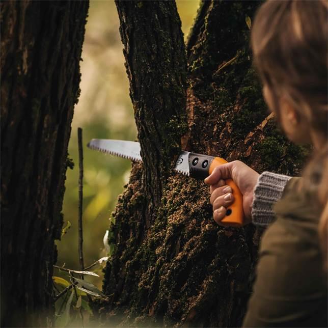 Werbung | Fiskars SW84 Handsäge – saubere und schnelle Schnitte an Baum und Strauch