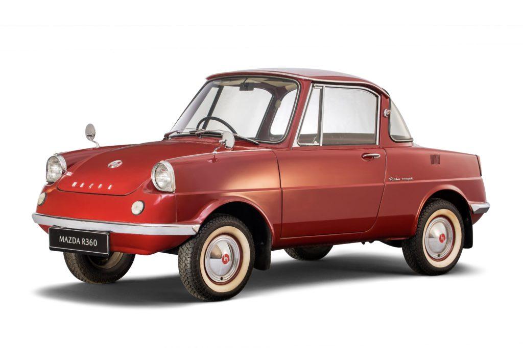 Werbung | Der Mazda R360: Wie alles begann!