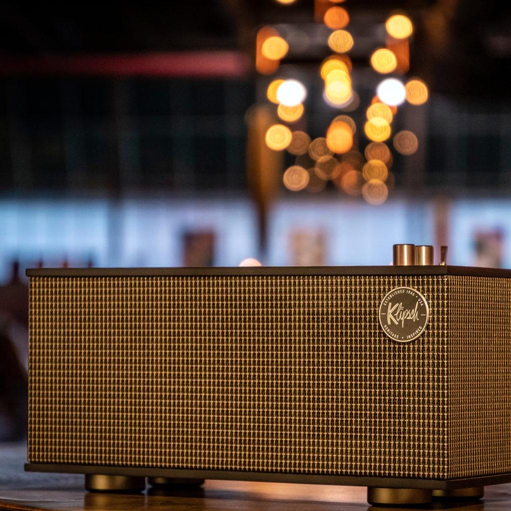 Werbung | Klipsch The One II Wireless Speaker