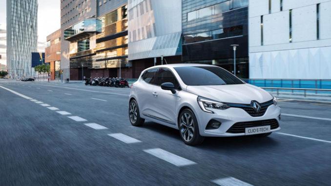 Werbung | Renault Clio E-Tech 140: Kleinwagen unter Strom
