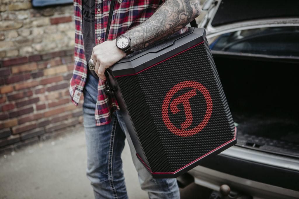 Werbung | Teuflisch starker Sound – auch unterwegs – Teufel ROCKSTER AIR