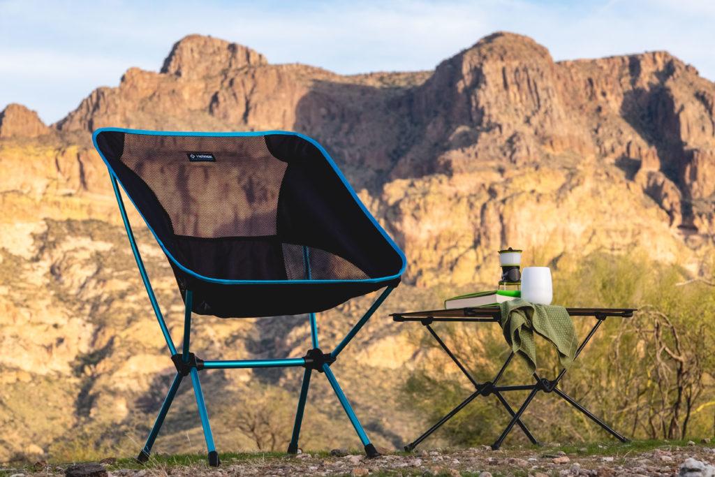 Werbung | Helinox Chair One – Das Must-Have für Freizeit und Outdoor