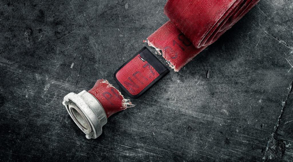 Werbung | Fred, das Portemonnaie: Für Männer, die durchs Feuer gehen