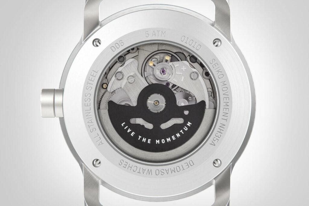 Werbung | Detomaso Viaggio Automatic – Sportlich-eleganter Allrounder