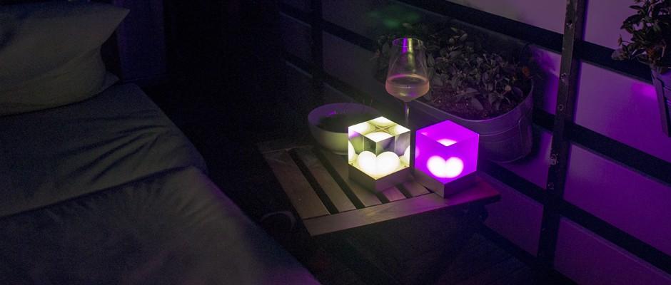 FRIZ CUBE – LED-Tischleuchten im Test von FRIZ LIGHTS