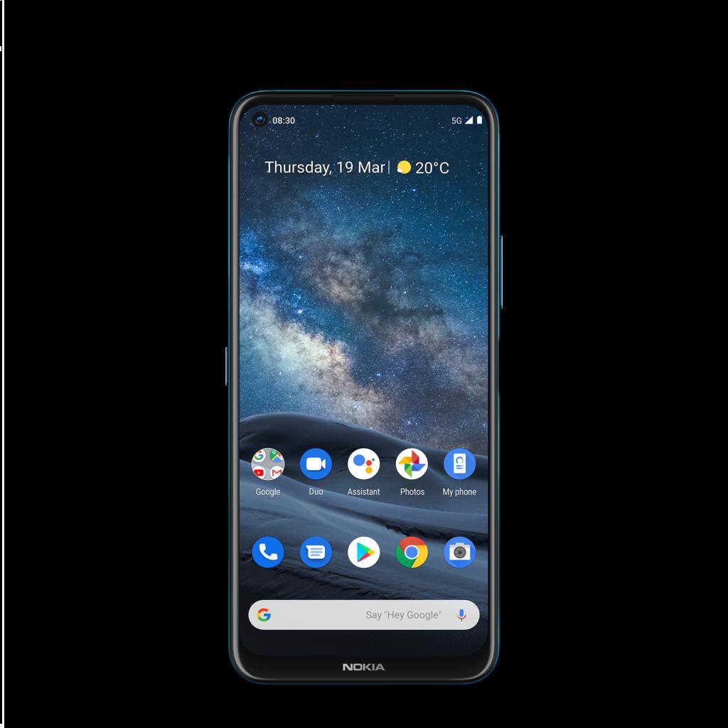 Werbung | Das neue Nokia 8.3 5G - Das Upgrade für Funktion und Kreativität