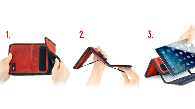 Werbung | Feuerwear - Tablet Tasche Rob