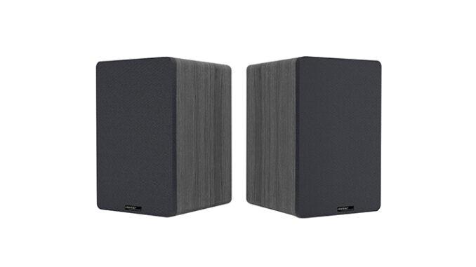 Werbung | auvisio Aktiv- 2-Wege-Lautsprecher MSS-95.usb - mit wenig Platz viel Sound gewinnen