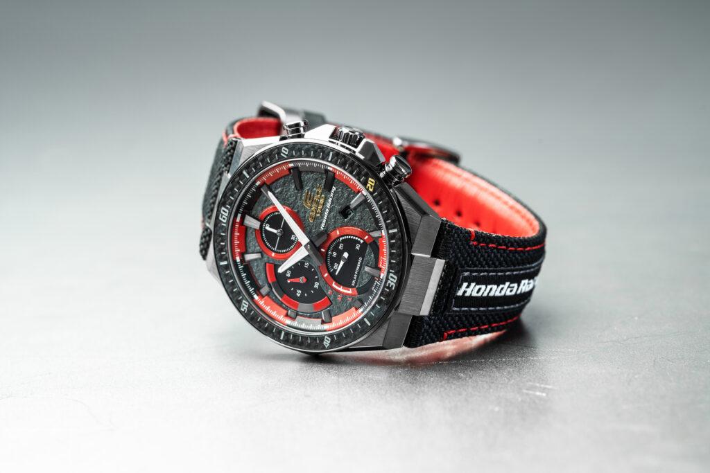 Werbung | Auf Idealline mit dem neuen EDIFICE Honda Racing Zeitmesser