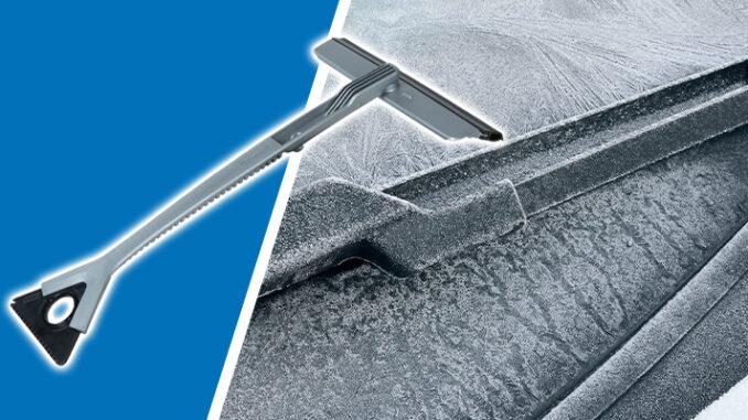 Werbung | Kombitool für eine klare Sicht bei Feuchtigkeit und Eis – KUNGS AQUA-IS
