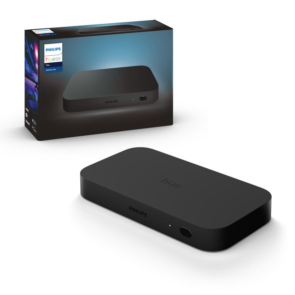Philips Hue Play Gradient Lightstrip + PHILIPS Hue Play HDMI Sync Box