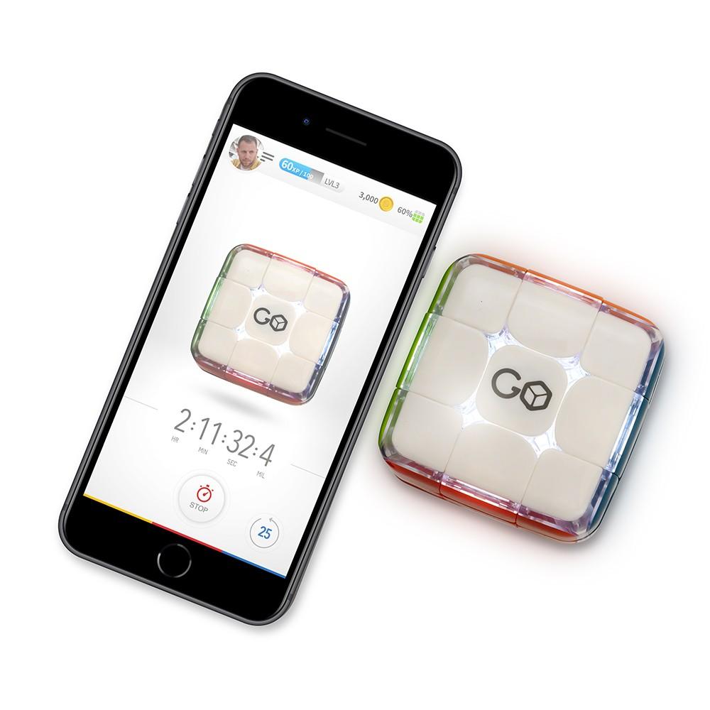 GoCube - Der intelligente und vernetzte smart Puzzle Zauberwürfel: