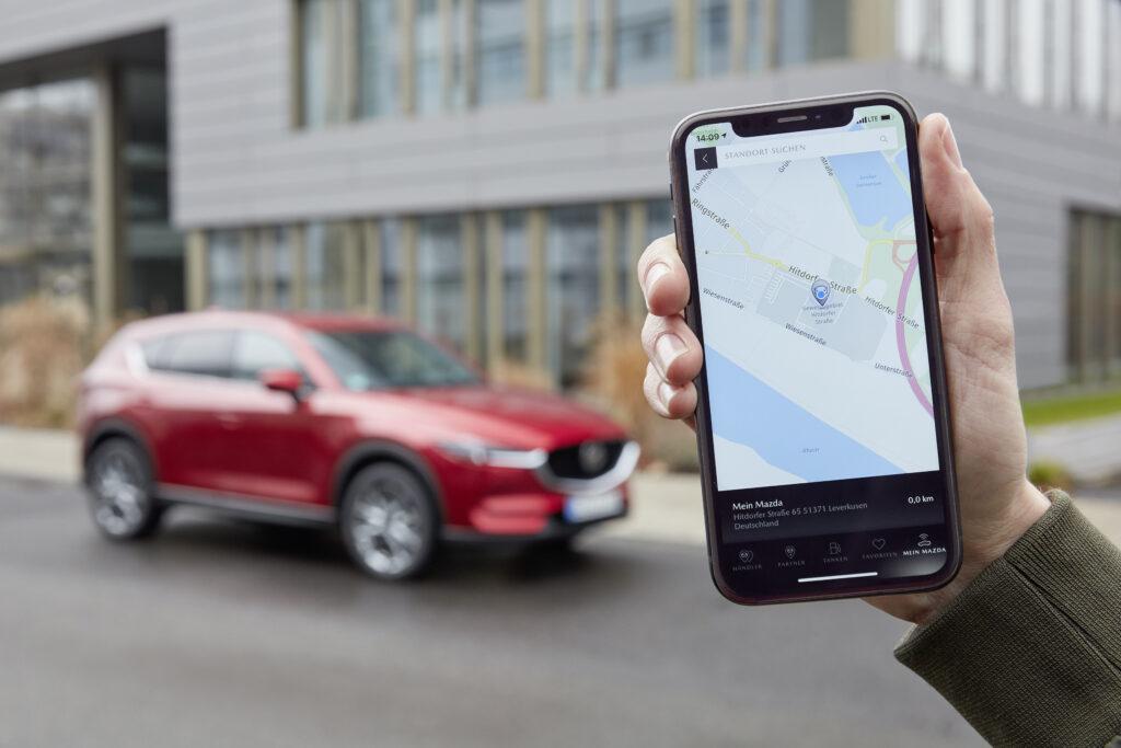 Der Mazda Familien-SUV CX-5 2021 – Kleine aber feine Modernisierungen