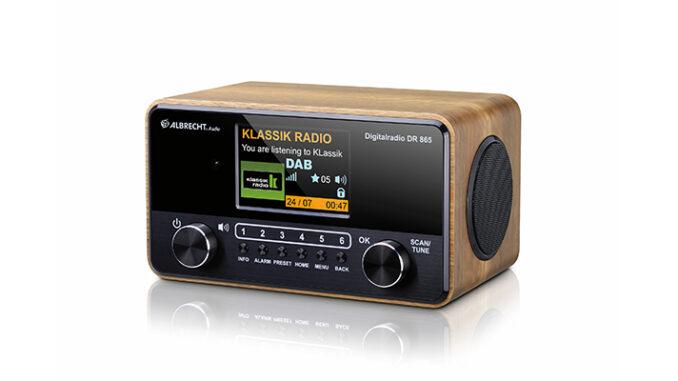 Albrecht DR 865 – Ein Retro-Radio, das es in sich hat!