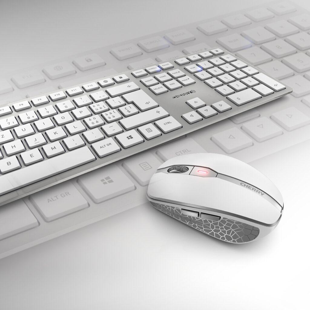 Tastaturen im Test -  CHERRY Stream Desktop  & CHERRY DW 9000 Slim