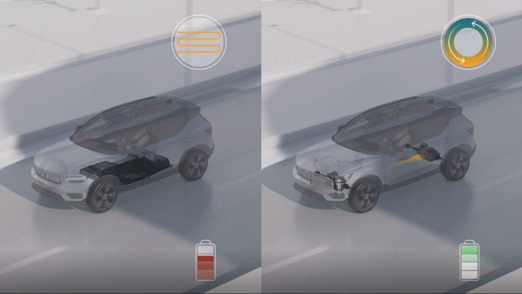 Volvo XC40 Recharge – Ein neuer Elektro-SUV mit Zukunftsgarantie