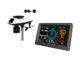Allzeit bestens informiert - Wetterstation-Set FWS-1200 mit XL-Farb-Display und dem Funk-Außensensor