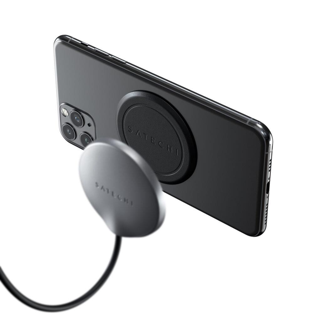 Satechi USB-C Magnetic Wireless Ladekabel – Kabellos magnetisch die neuesten iPhone Modelle aufladen
