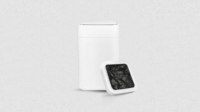 iTrashcan – Automatischer Mülleimer der smarten Sorte