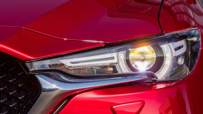 Der Mazda CX-5 SKYACTIV-D 150 Exclusive-Line AWD mit 150 PS