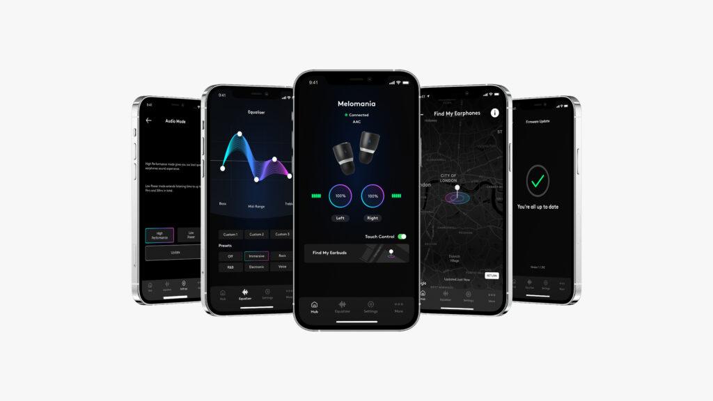 Cambridge Audio Melomania 1+ True Wireless In-Ear Kopfhörer - Ein würdiger Nachfolger mit eigener App