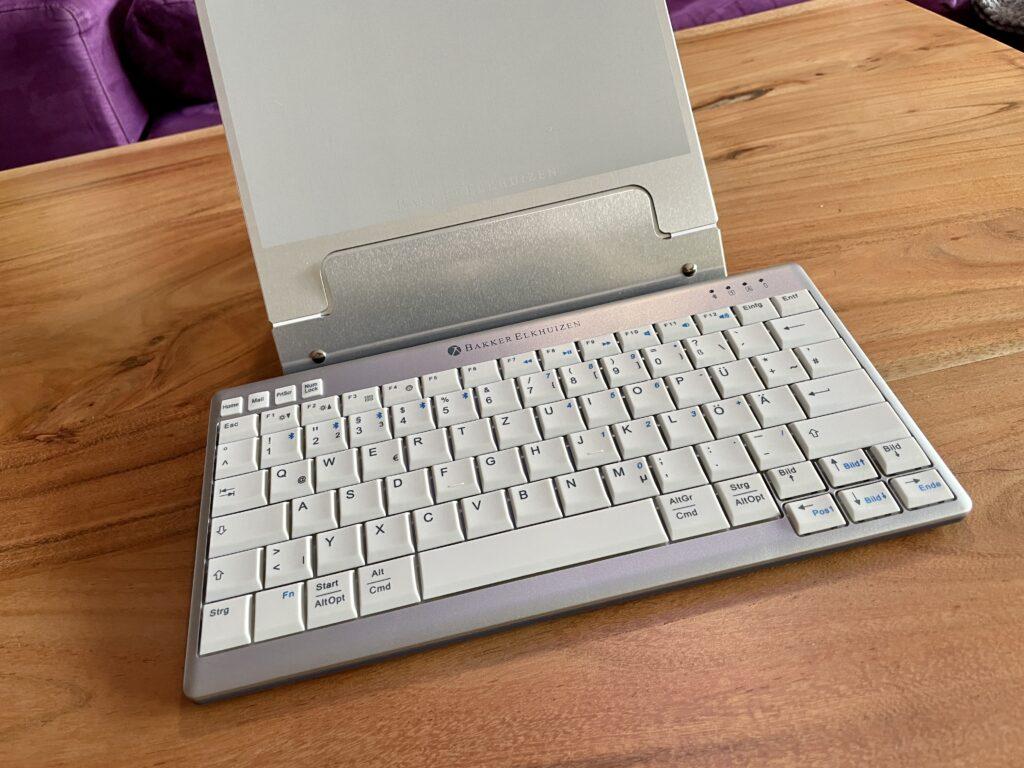 UltraBoard 950 Wireless Tastatur - die neue ergonomische Tastatur von BakkerElkhuizen