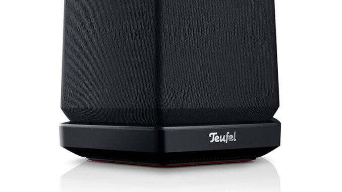Teufel Holist M - Smart meets Sound