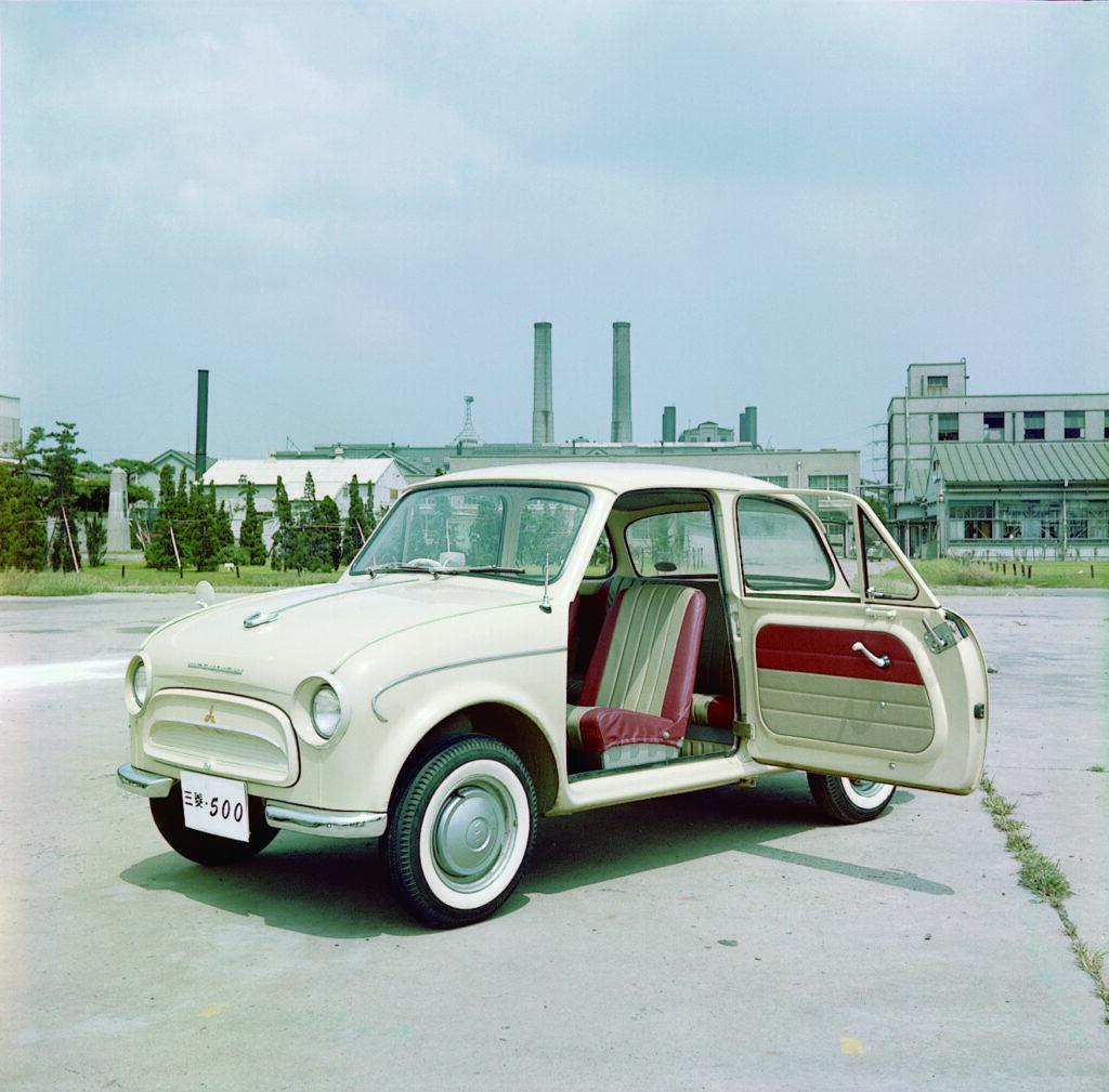 Mitsubishi Motors - Eine Jahrhundert alte Erfolgsgeschichte macht den Schritt in die Zukunft