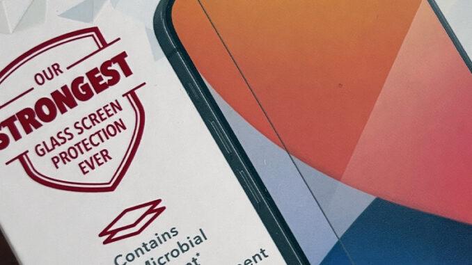 Glass Elite von InvisibleShield - Drei Modelle zum Schutz des iPhone 12- Displays