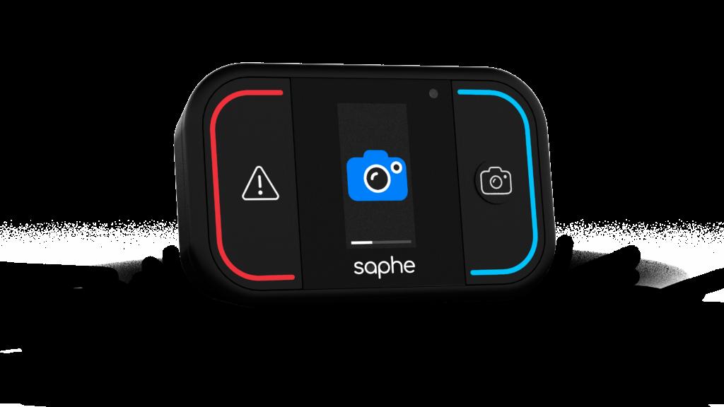 Drive Mini Verkehrsalarm von Saphe - ein kleiner Helfer für mehr Verkehrssicherheit