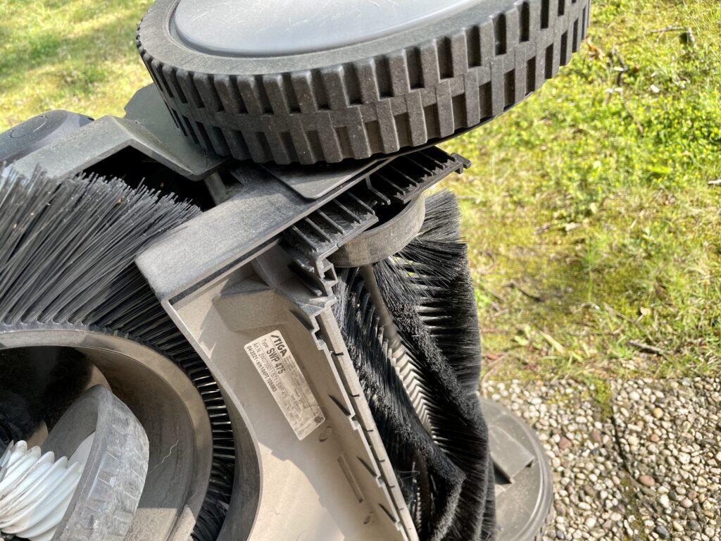 Stiga SWP 475 Handkehrmaschine - schnell und einfach Fegen leicht gemacht