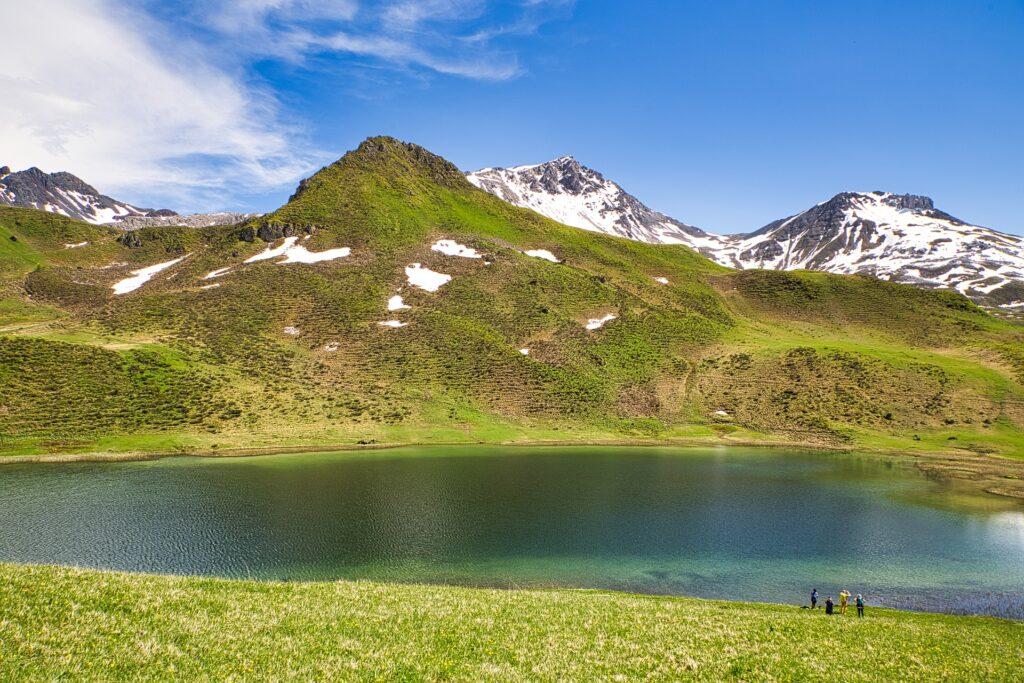 Aussichtsmeister Davos Klosters: Die Web-App für mobile Wanderer und Naturliebhaber
