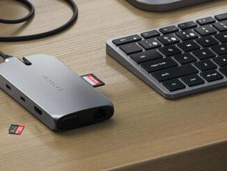 USB-C On-The-Go Multiport Adapter von Satechi - Ordnung und Vielfalt für Unterwegs