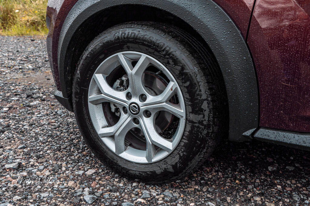 Nissan Juke N-Connecta - Mit Sicherheit viel Spaß auf der Straße