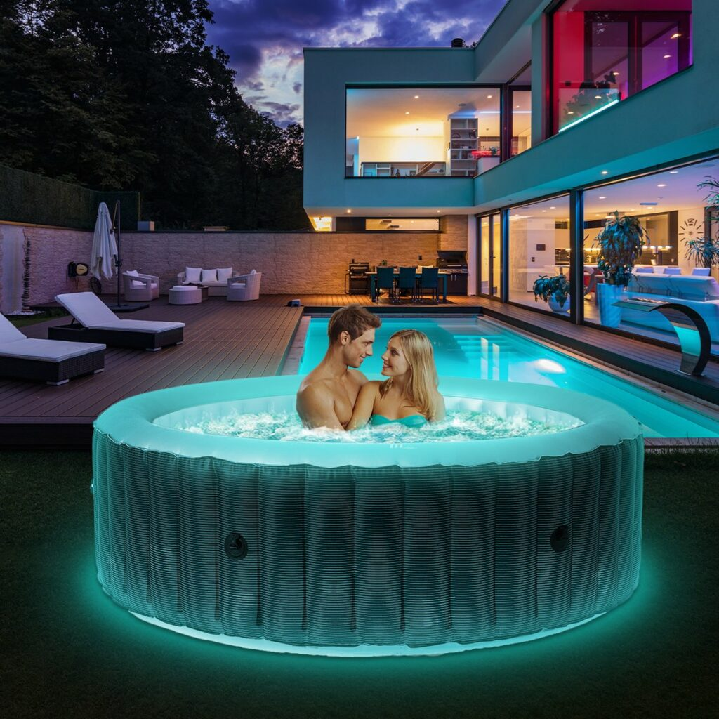 Miweba MSpa Whirlpool 2021 Comfort Starry C-ST061 - OUTDOOR-WHIRLPOOL