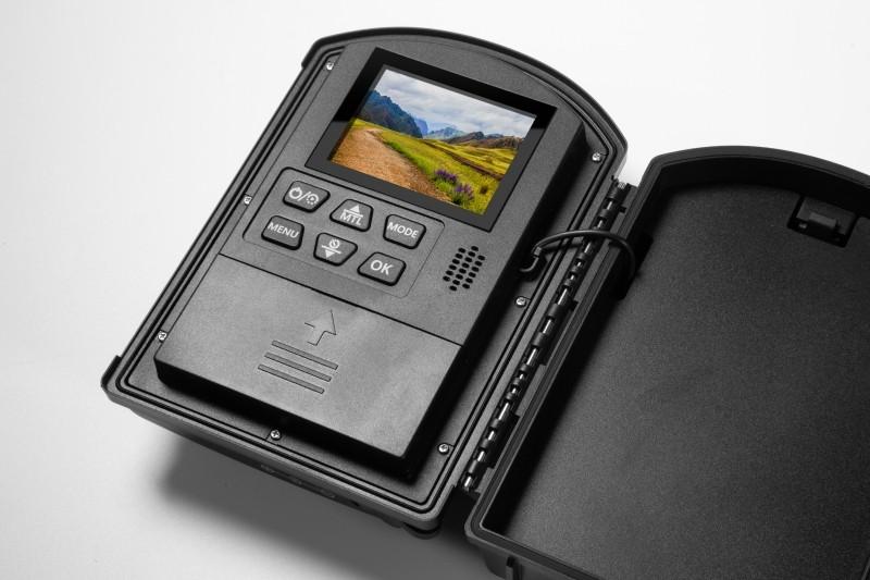 Technaxx Full HD Zeitraffer-Kamera TX-164 - Lange Beobachtungen einfach aufnehmen