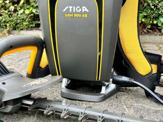 STIGA Akku-Heckenschere SHT 900 AE im Test