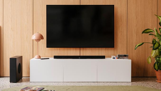 """Teufels neues CINEBAR 11 """"2.1-Set"""" - Spitzenklasse für mitreißende TV-, Gaming und Musikwiedergabe"""
