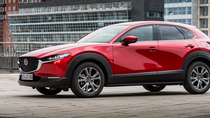 Mazda CX-30 Selection e-SKYACTIV X 2.0 M Hybrid 6-Gang MT FWD