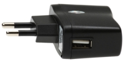 Werbung   USB-Strom aus der Steckdose