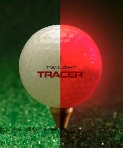 Werbung | Golfen auch im Dunkel – Twilight Tracer Golfball