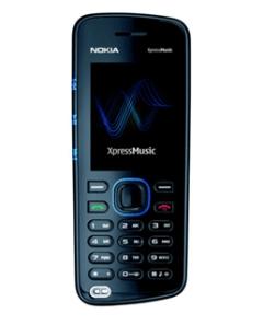 "Werbung | Test: MP3-Handy ""Nokia 5220 Xpress-Music"""