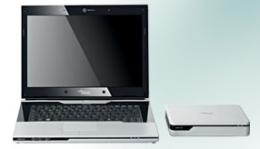Werbung | Test: AMILO Notebook Sa 3650 mit externem Graphic Booster