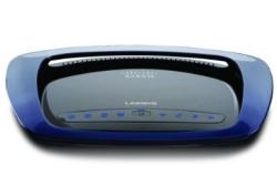 Werbung | Dualer N Band Wireless Router von Linksys – WRT610N in toller Optik