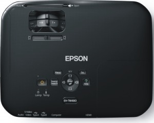 Werbung | Epson EH-TW480 – Ein Beamer für mobilen Einsatz