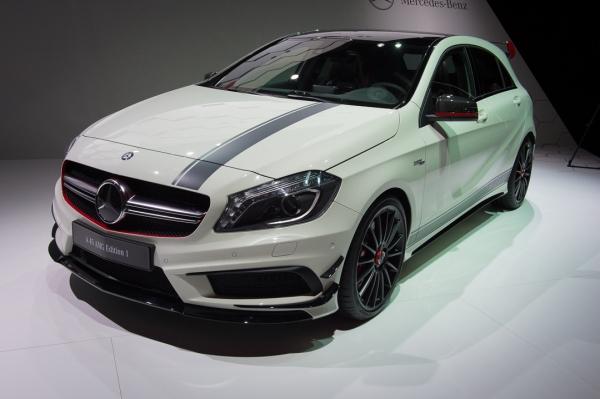 Werbung | Mercedes zeigt neues Kraftpaket