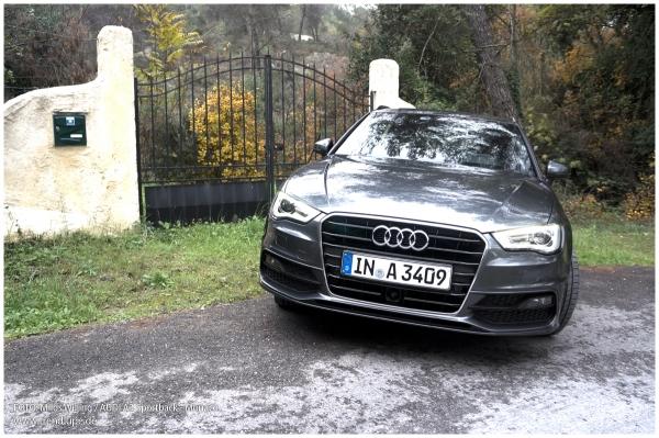 Der neue Audi A3 Sportback