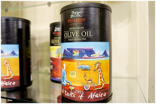 The taste of South Africa