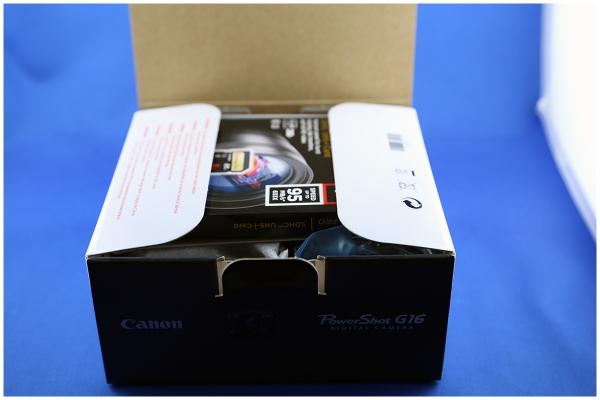 Canon PowerShot G16